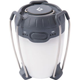 Black Diamond Apollo Farol linterna, graphite